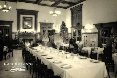 Carl House Estate Table