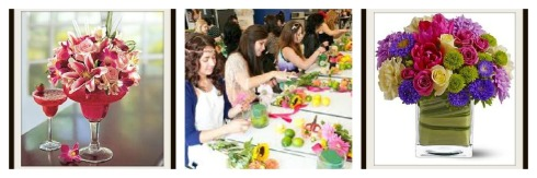 Design House of Flowers is a 5 star full-service Flower Shop.  We even have Floral Design Classes!