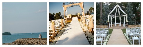 Lake Lanier Islands is one of our Most Favorite Outdoor Wedding Places!