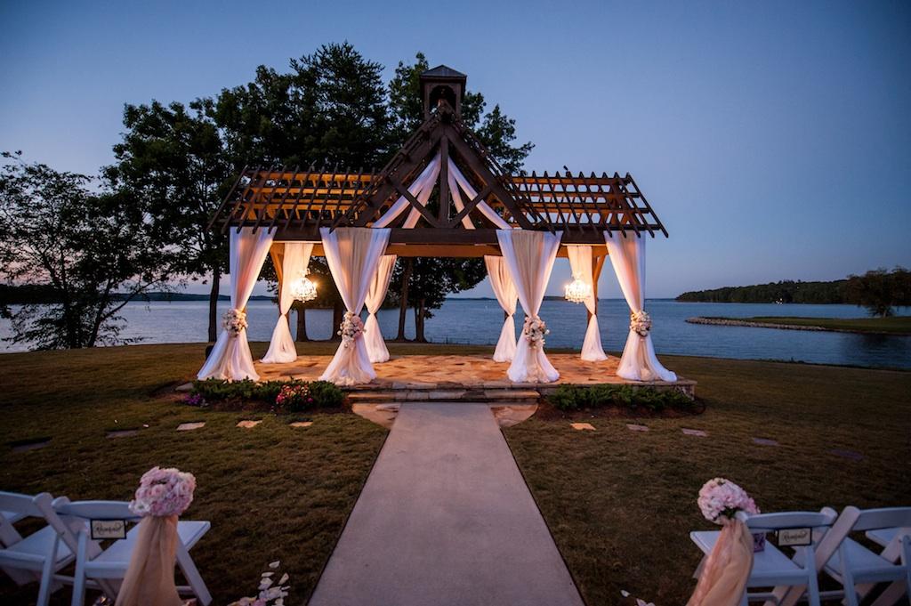 Wedding Venue Spotlight Lake Lanier Islands Resort In Buford GA