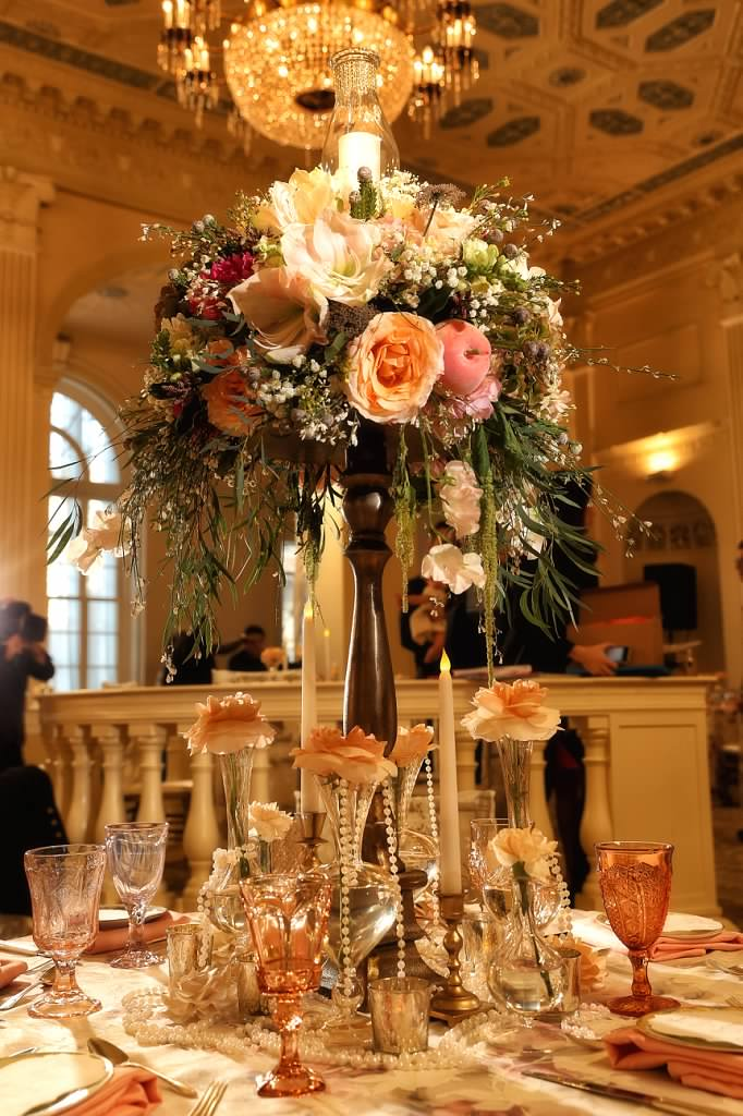 Design House Of Flowers And David Tutera Celebrations