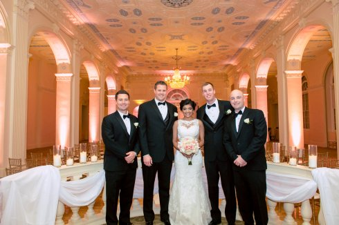 View More: http://oncelikeaspark.pass.us/puja--brian--wedding
